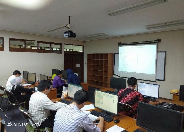 Pelatihan ToT AC010 (Business Processes in Financial Accounting) untuk Dosen Universitas Widyatama