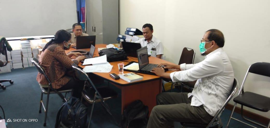 Kegiatan ToT AC040 (Business Processes In Management Accounting) Untuk Dosen Universitas Widyatama Pada 7 – 12 Desember 2020